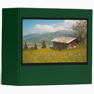 Mountain Cabin Real Estate Dream House Rental Binder