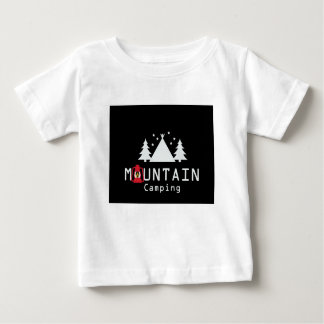 mountain camping baby T-Shirt