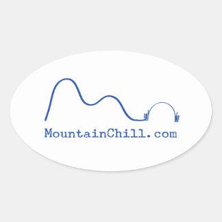Mountain Chill - Bumper Sticker