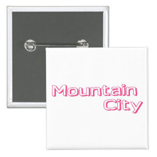 Mountain City Buttons