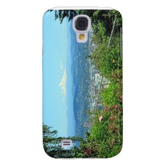 Mountain City Scenic, Portland, OR Galaxy S4 Case