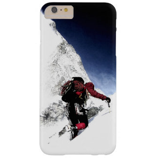 Mountain Climber Extreme Sports Barely There iPhone 6 Plus Case