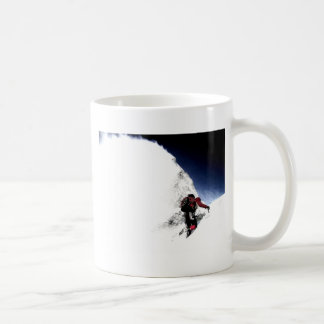 Mountain Climber Extreme Sports Coffee Mug