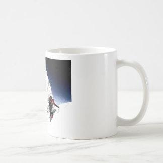 Mountain Climber Extreme Sports Coffee Mug