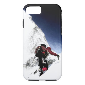 Mountain Climber Extreme Sports iPhone 7 Case