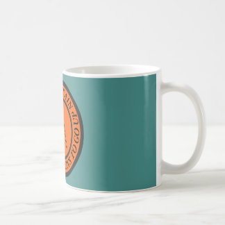 Mountain climbing coffee mug