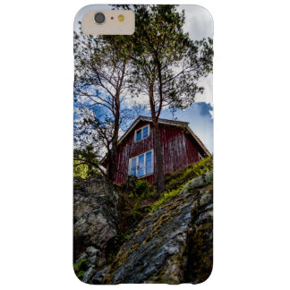 Mountain cottage barely there iPhone 6 plus case