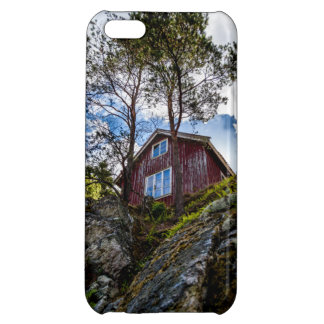 Mountain cottage iPhone 5C covers