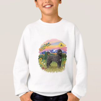 Mountain Country - Black Portie 2C Sweatshirt
