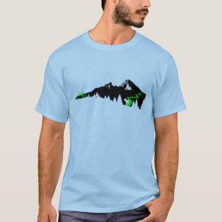 Mountain country shank Cycling T-shirt