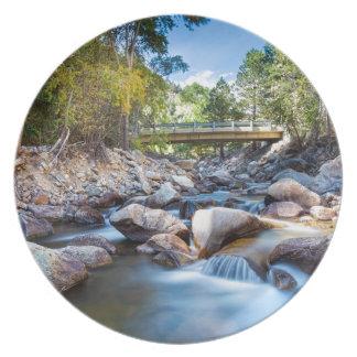 Mountain Creek Bridge Plate