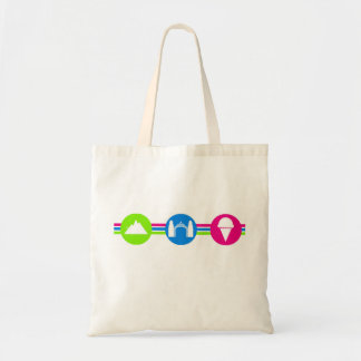 Mountain Day Tote Bag