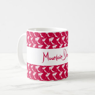 Mountain Dreaming at Sunset Coffee Mug