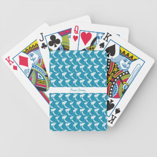 Mountain Dreaming Bicycle Playing Cards