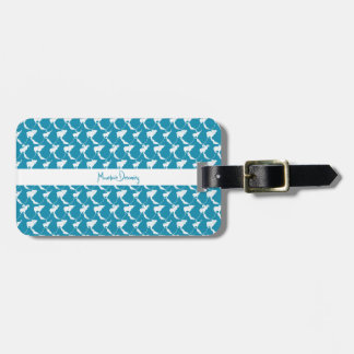Mountain Dreaming Luggage Tag