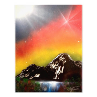 Mountain Falls Letterhead
