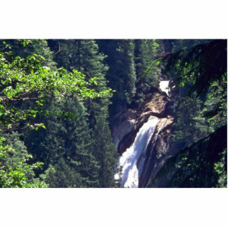 Mountain Falls Acrylic Cut Out