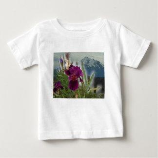 Mountain Flowers Baby T-Shirt