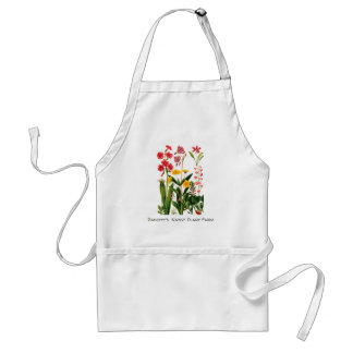 Mountain Flowers Plant Nursery Apron