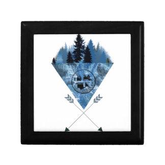 Mountain Gift Box