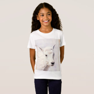 Mountain Goat Baby T Shirt