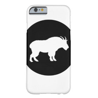mountain goat barely there iPhone 6 case