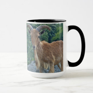 Mountain Goat Coffee Cup