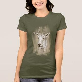Mountain Goat t-shirt print