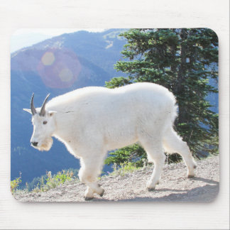 Mountain Goats Mouse Pad