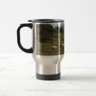 Mountain Goats Travel Mug