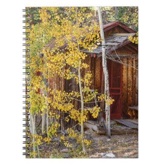 Mountain Hideaway Spiral Notebooks