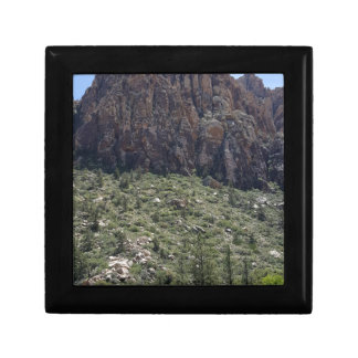 Mountain in Red Rock NV Gift Box