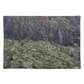 Mountain in Red Rock NV Placemat