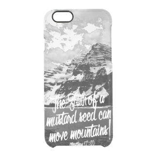 Mountain Inspiration iPhone Case
