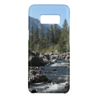 Mountain Lake and Pine Forrest Case-Mate Samsung Galaxy S8 Case