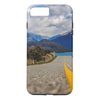 Mountain Lake view Apple iPhone 8 Plus/7 Plus,touc iPhone 8 Plus/7 Plus Case