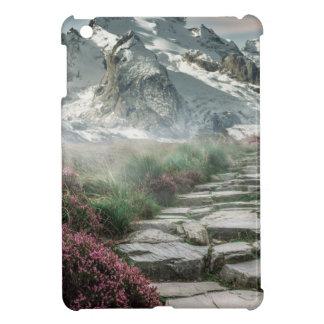 mountain landscape alaska cover for the iPad mini