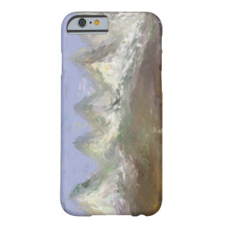 Mountain Landscape Barely There iPhone 6 Case