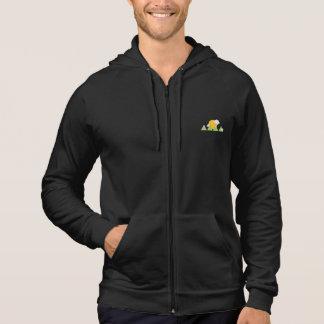 Mountain landscape hoodie