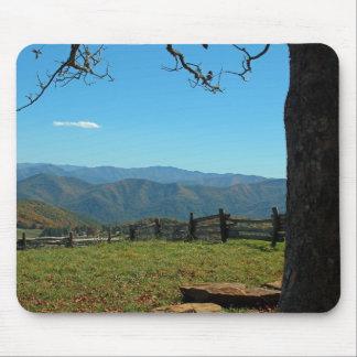 Mountain Landscape Mousepad