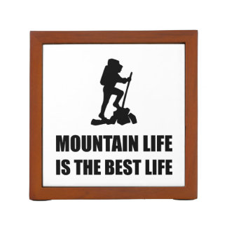 Mountain Life Best Life Desk Organizer