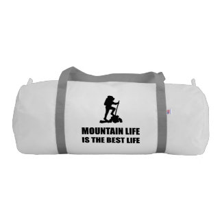 Mountain Life Best Life Gym Bag