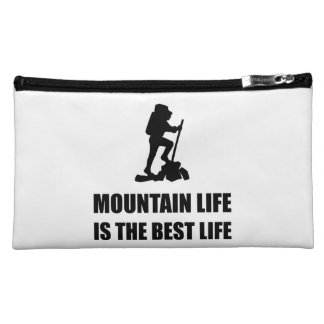 Mountain Life Best Life Makeup Bag