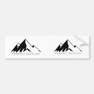 Mountain Logo Sticker
