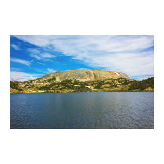 Mountain Love Canvas Print