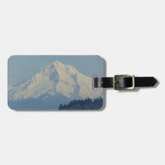 Mountain Luggage Tag