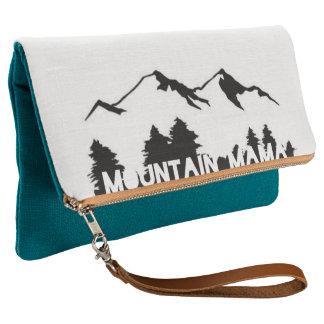 Mountain mama clutch