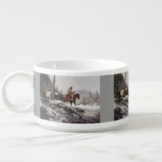 Mountain Man Bowl