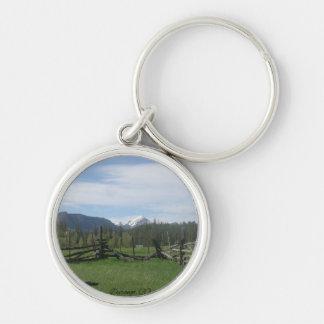 Mountain Meadow Keychain
