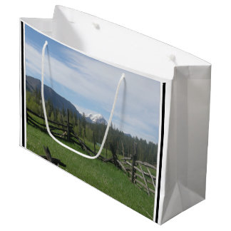 Mountain Meadow Large Gift Bag